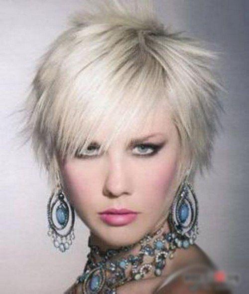 مدل موهای زنانه - مدل موی کوتاه