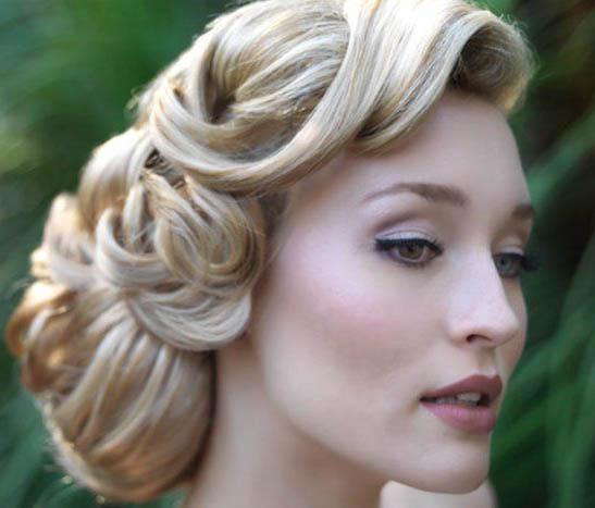 مدل موی عروس