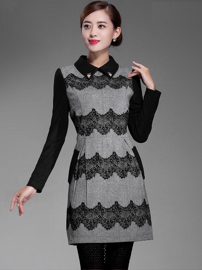 مدل لباس زنانه مدل لباس,کیف,کفش,جواهرات  , تونیک مجلسی کره ای 2