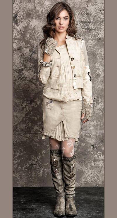 جدیدترین مدل های لباس پاییزی دخترانه - اسپرت