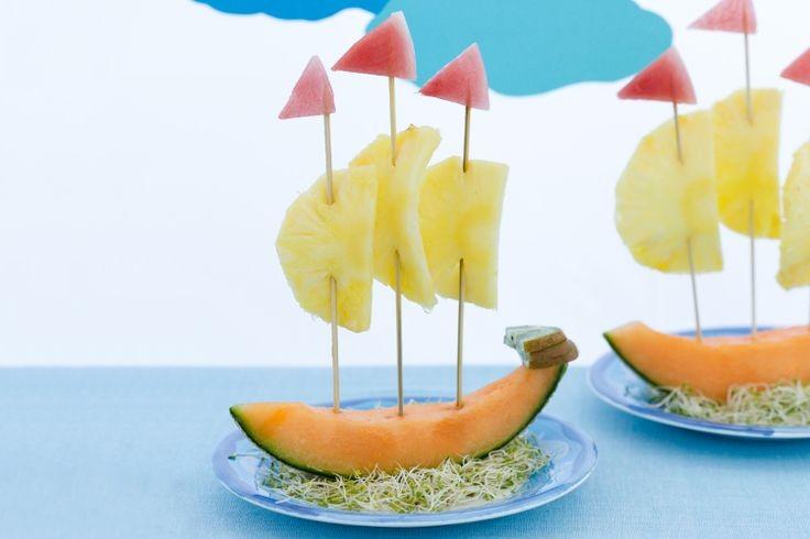 میوه آرایی - سبزی آرایی - تزئین میوه