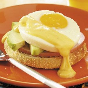 ایده های انواع تخم مرغ نیمرو