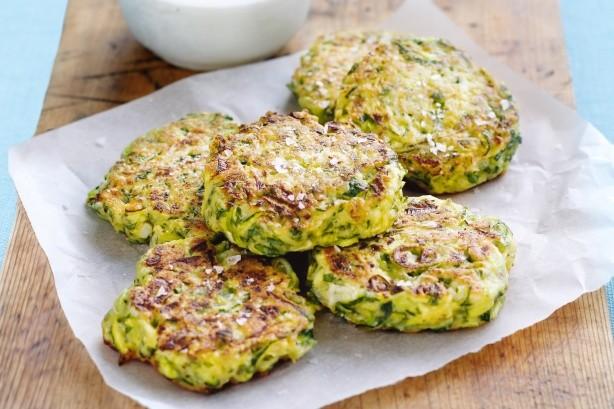 دستور پخت غذا  , طرز تهیه کتلت کدو سبز