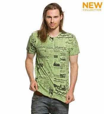 مدل لباس مردانه مدل لباس,کیف,کفش,جواهرات  , جدیدترین مدل های تی شرت مردانه nimany