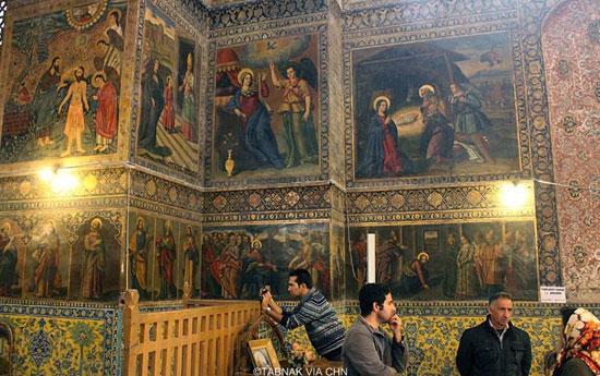 جاذبه های ایران گردشگری  , کلیسای بیت لحم در اصفهان