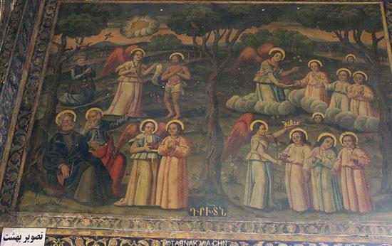 تصاویر کلیسای بیت لحم «اصفهان»