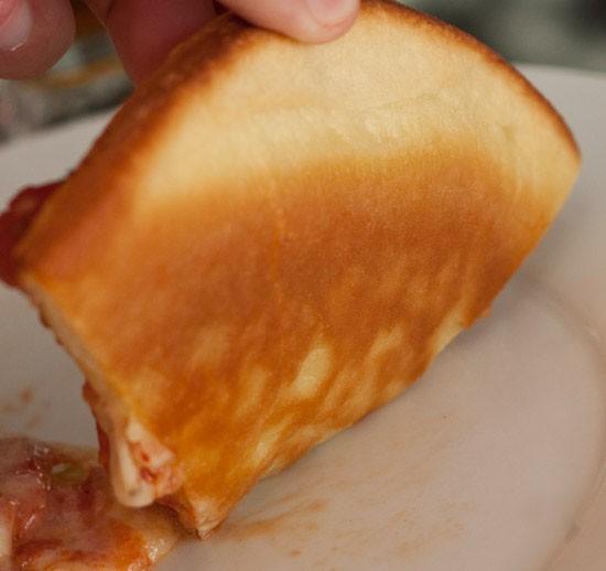 خمیر مخصوص پیتزا تابه ای (بدون نیاز به فر)