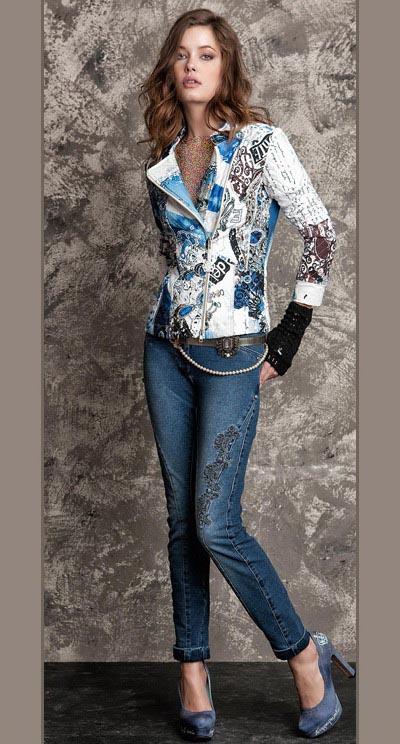 مدل لباس زنانه مدل لباس,کیف,کفش,جواهرات  , مدل لباس زنانه پاییزی Daniela Dallavalle -4