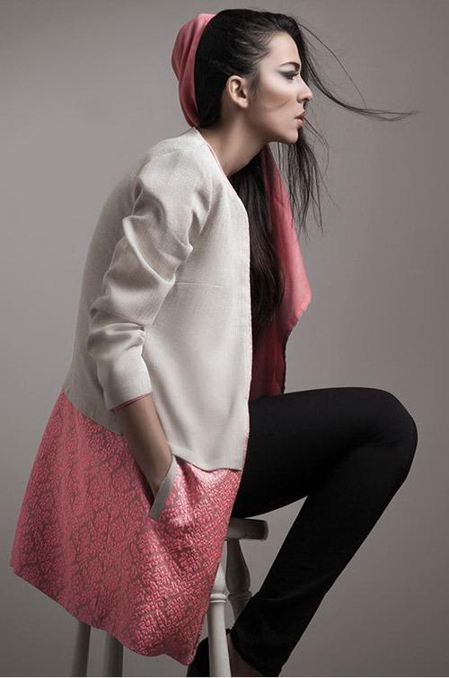 مدل های شیک و زیبای مانتو آپامه مدل های مانتو ایرانی آپامه - بهار و تابستان 93 - شیک ترین مانتوهای 2014 - مانتو دخترانه