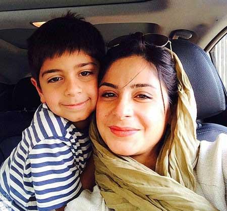 شخصیت های ایرانی عکس و کلیپ  , سلفی چهره ها در دنیای مجازی 29