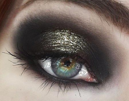 میکاپ چشم - آرایش زیبای چشم - سایه چشم - خط چشم