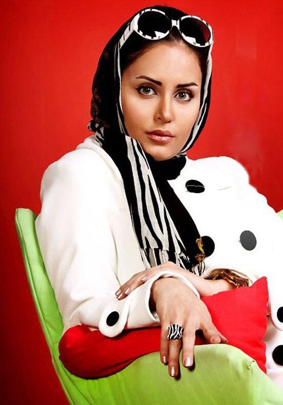 شخصیت های ایرانی عکس و کلیپ  , آلبوم تصاویر الناز شاکردوست