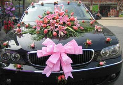 مدل ماشین عروس , عکس ماشین عروس