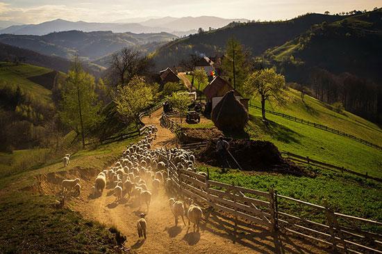 جاذبه های سایر کشورها گردشگری  , جاذبه های گردشگری کشور رومانی