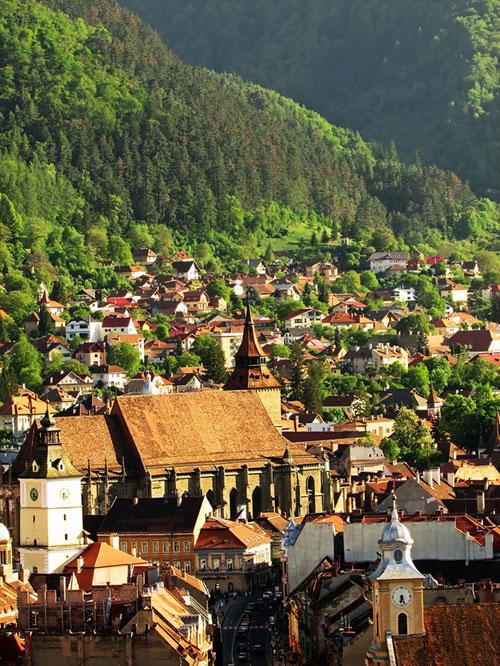 گشت و گذار: رومانی، سرزمین زیباییها