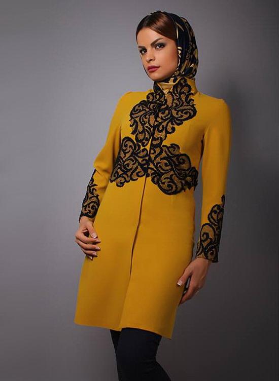مدل لباس زنانه برند ایرانی نیکنام - مجله تصویر زندگی