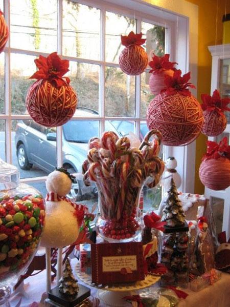 تزئینات کریسمس , تزیینات و چیدمان کریسمس