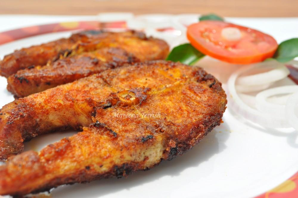 Image result for شیر ماهی سرخ شده