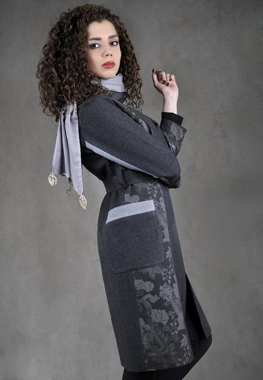 مدل های شیک و زیبای مانتو آپامه مدل های مانتو ایرانی آپامه - پاییز و زمستان 93 - شیک ترین مانتوهای 2015 - مانتو دخترانه
