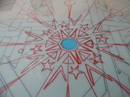 آموزش استنسیل, نقاشی روی دیوار,دکوراسیون ,زیباسازی منزل ,تغییر دکوراسیون, رنگ کردن دیوار