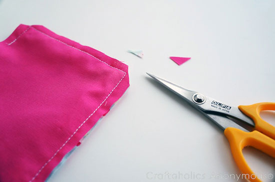 درست کردن کوسن با لبه توری