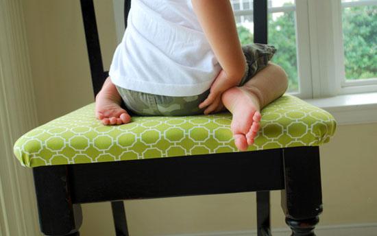 آموزش ساخت روکش صندلی ,آموزش ساخت رومبـلی, روکش کردن صندلی