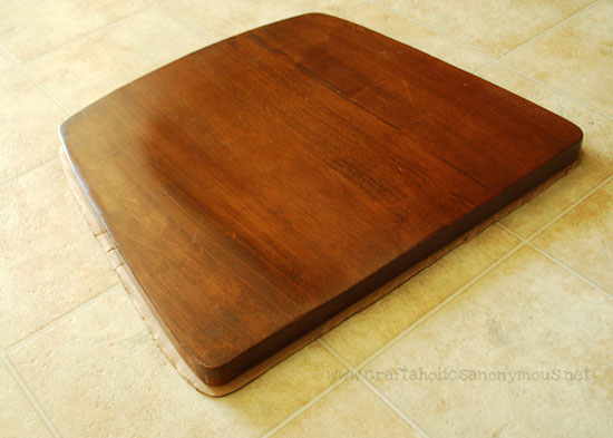 آموزش هنرهای دستی  , آموزش ساخت رومبلی برای صندلی های چوبی