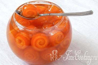 مربای پوست پرتقال روسی