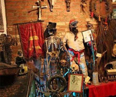 جاذبه های سایر کشورها گردشگری  , موزه های عجیب در امریکا