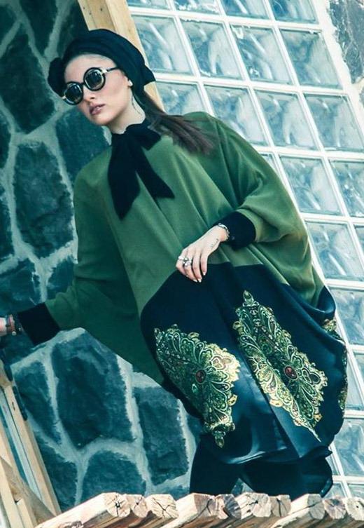 مدل جدید پالتو دخترانه دوهه