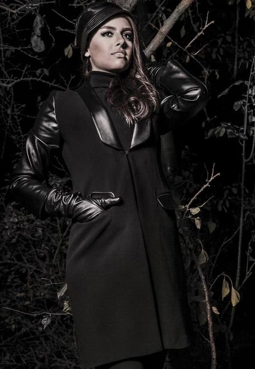 مدل جدید مانتو دوهه , مدل جدید پالتو دوهه