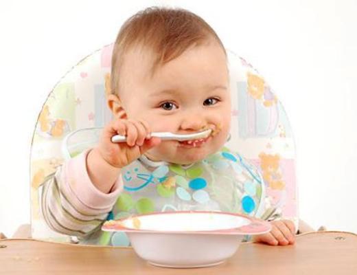 تغذیه نوزاد, تغذیه تکمیلی نوزاد, غذای کمکی شیرخوار