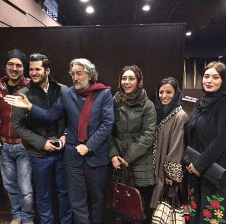 شخصیت های ایرانی عکس و کلیپ  , سلفی چهره ها در دنیای مجازی 39
