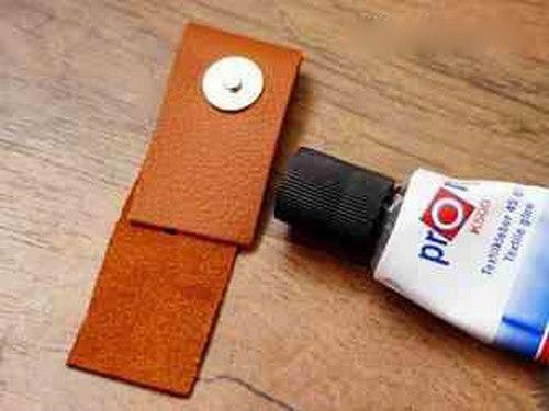 آموزش دوخت کیف موبایل چرمی - آموزش چرم دوزی