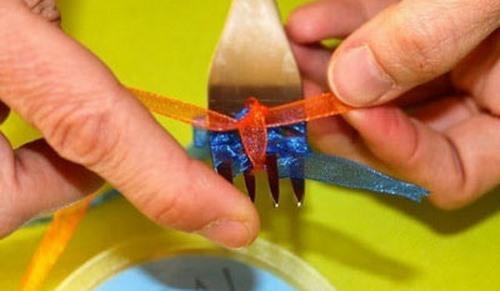 آموزش ساخت پاییون تزیینی کوچک