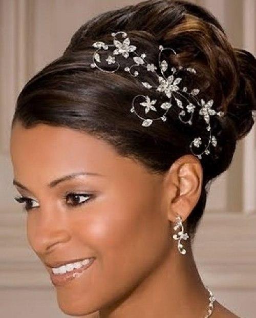 شینیون مو, آرایش عروس, آرایش موی عروس, مدل موی عروس
