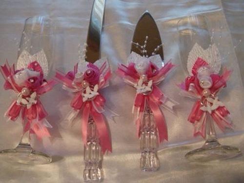 مدل های تزیین چاقو ی کیک, نمونه های چاقوی کیک, تزیین کردن چاقو, تزیین چاقوی کیک عروسی, چاقوی کیک عروسی, مدل های کارد کیک,تزیینات عقد و عروسی