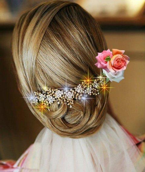 Bridal-Stylish-Jora-or-Latest-Hair-Style-Fashion-for-Bridal-2014-3