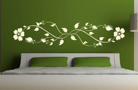 خانه و خانواده دکوراسیون  , آموزش نصب استیکر (برچسب دیواری)