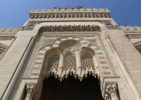 مسجد ابولعباس,مسجد ابولعباس در اسکندریه,تصاویر مسجد ابولعباس در مصر