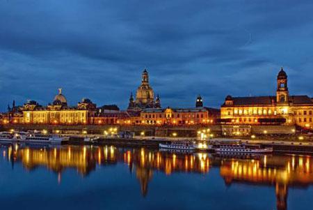 جاذبه های سایر کشورها گردشگری  , شهر زیبای درسدن آلمان
