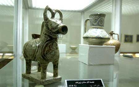 موزه ایلخانی مراغه,آثار تاریخی مراغه