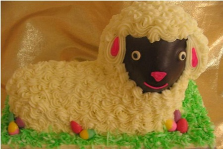 تزئین کیک تولد - مدل کیک تولد - کیک تولد به شکل حیوانات - تزئین کیک با حیوانات خمیری