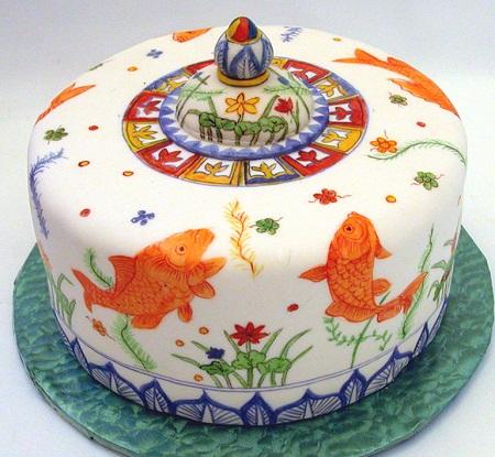 عکس مدل کیک - تزیین کیک - کیک تولد