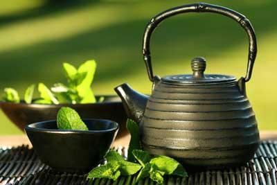 کاهش وزن, رهایی از اضافه وزن, چای سبز