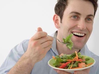 کاهش وزن, رهایی از اضافه وزن, خوردن سبزیجات