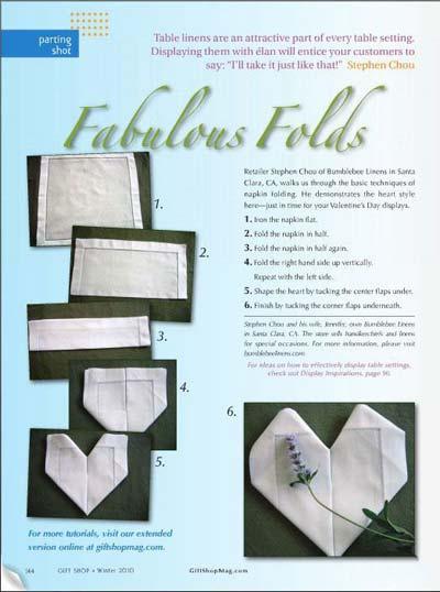 آموزش چند مدل تزیین دستمال سفره  - آموزش تا زدن دستمال سفره - سفره آرایی