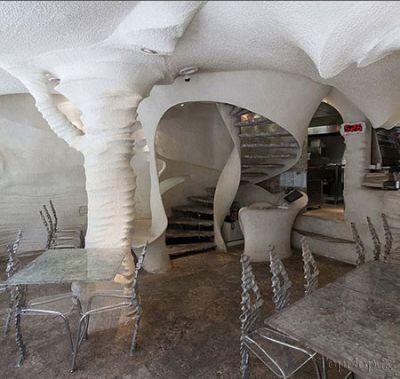 رستوران نمک در شیراز