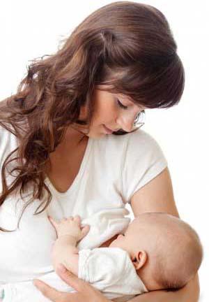 روش های طبیعی افزایش شیر مادر