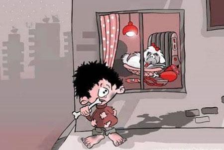 کاریکاتورهای مفهومی جالب - کاریکاتورهای تفکر برانگیز